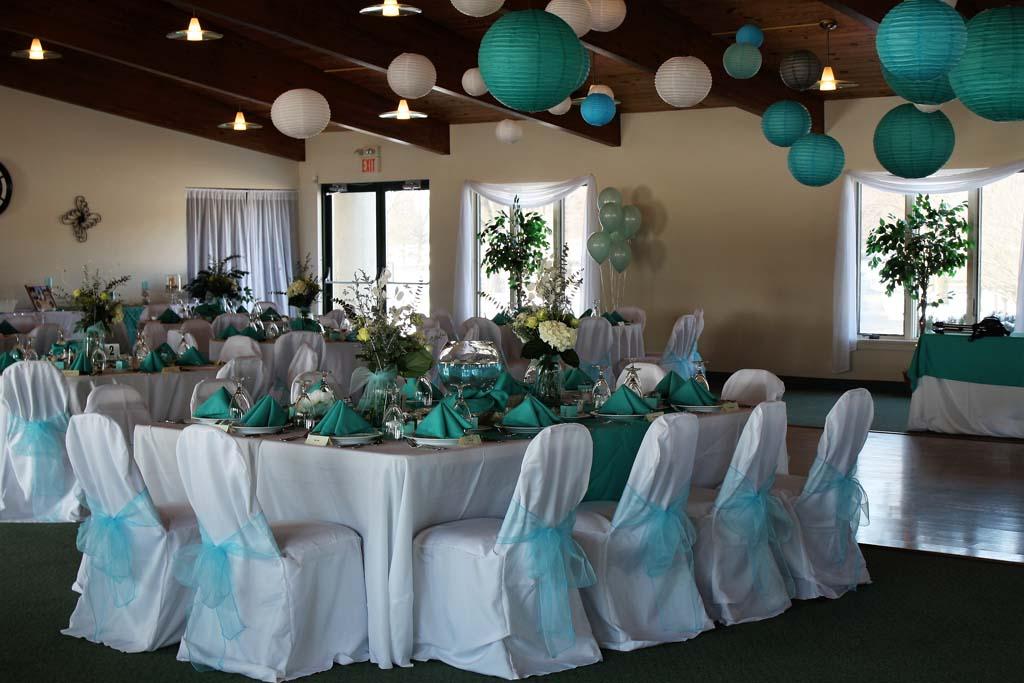 Turquoise Wedding 1